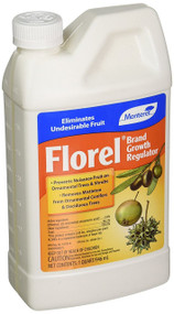 Florel Brand Growth Regulator Qt.