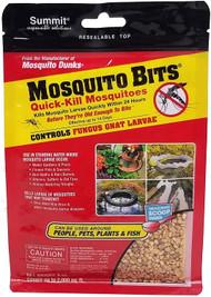 Summit 116 Quick Kill Mosquito Bits, 8-Ounce