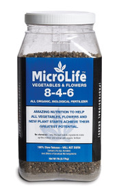 MicroLife Ultimate 8-4-6  7 Lb Jar