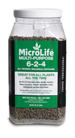 MicroLife Multi-Purpose 6-2-4 7 Lb  Jar