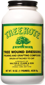 TreeKote w/ Brush 16 oz. Bottle