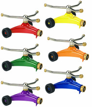 ColorStorm Whirling Sprinkler Assorted Colors