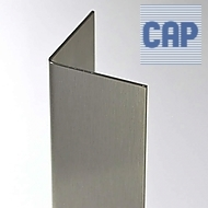 "3"" x 3"" x 60"" Stainless Steel Corner Guard"