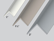 "CAP Vinyl Corner Protectors available in 1"", 1 1/2"" & 2"""