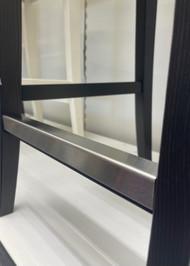 Stainless Steel Bar Stool Foot Rail