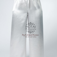 SATIN BASIC PANTS / PANTALONES BASICOS SATINADOS