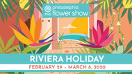 03/01/20 Philadelphia Flower Show Sunday March 1,2020