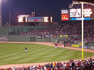 07/10-07/13 Orioles Red Sox Weekend at Fenway Park Friday-Monday July 10-13