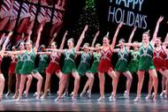 11/29/21 Radio City Music Hall Christmas Spectacular Monday November 29
