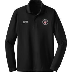 2175CL USSF Long Sleeve Golf Shirt