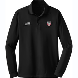 2175N NISOA Long Sleeve Golf Shirt
