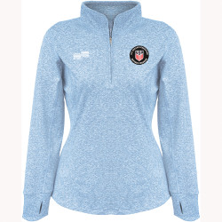 W2316CL USSF Women's Training Quarter Zip