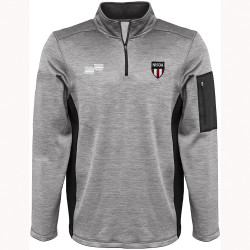 2319N NISOA Fleece Lined Quarter Zip