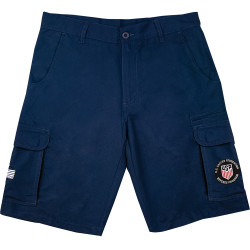 1162NVY USSF Navy 8 Pocket Cargo Short