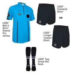 9900BLU Men's Blue Pro Short Sleeve Kit