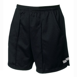 1058 International Black Shorts