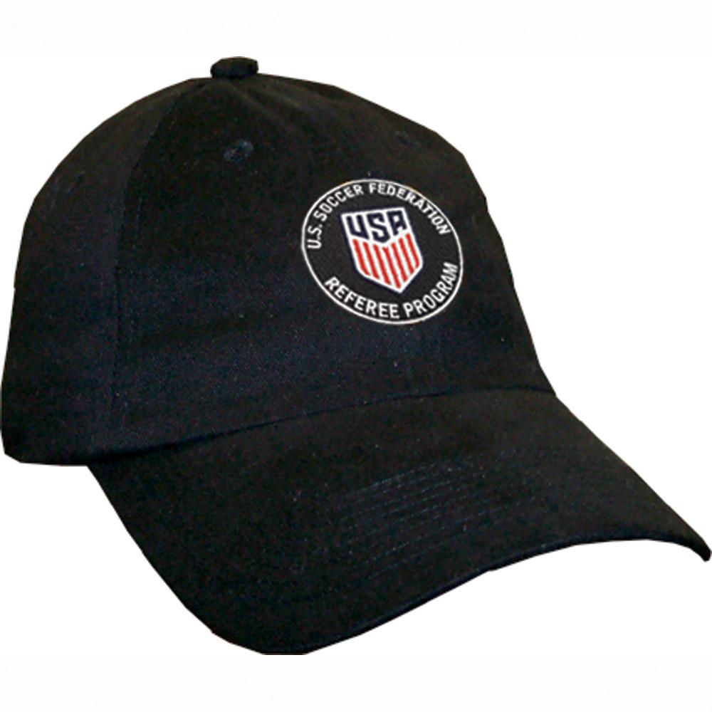 032e274718ce64 3024CL Black Low Fit USSF Cap - Official Sports International