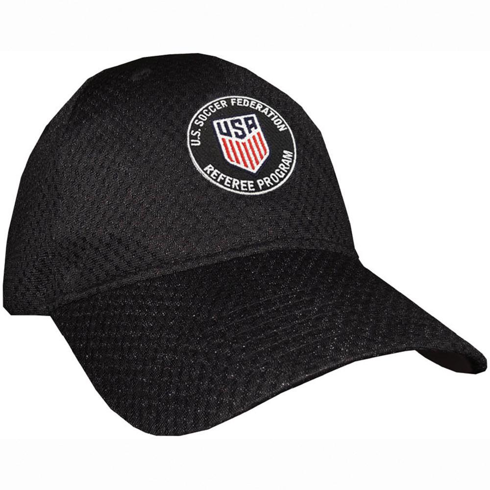 d1cbd9d766d92e 3054CL USSF Mesh Anti-Glare Cap - Official Sports International