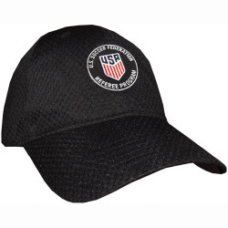 3054CL USSF Mesh Anti-Glare Cap