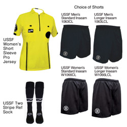 USSF Women's Pro Short Sleeve Kit