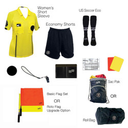 W1815 Women's 11 Piece USSF Starter Kit