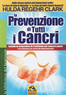 The Cure For All Cancers (ITALIAN)