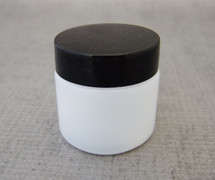 Empty 30ml - 250ml Jars with Black screw lids
