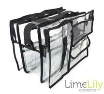 LimeLily Clear Shoulder Bag