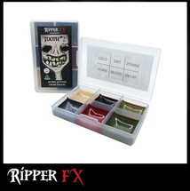 Ripper FX Tooth Alcohol Pocket Palette #2.