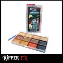 Ripper FX Dark Flesh Alcohol Palette