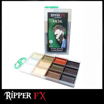 Ripper FX Facial Alcohol Activated Palette.
