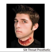 Woochie Slit Throat Prosthetic