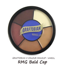 Graftobian Rubber Mask Greasepaints.