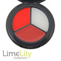 LimeLily Lipgloss Trio Wheel. Carton of x24
