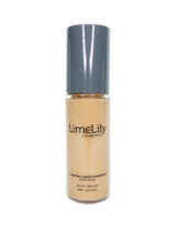 LimeLily Liquid Foundation Suede 30ml - Bulk Buy x12 Bottles