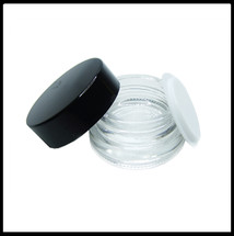 Clear Glass 5ml Jar