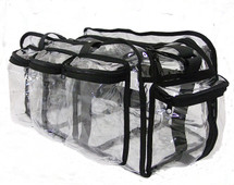 EPIC Organiser Clear Bag