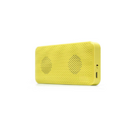 iLuv Aud Mini Slim Portable Bluetooth Speaker - Yellow - AUDMINIYW