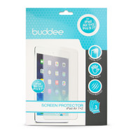 Buddee iPad Air Clear Screen Protector 3 Pack - Clear