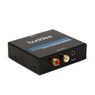 Buddee Audio Converter Analogue to Digital - BD603000-BK