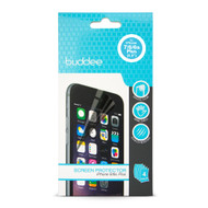 Buddee iPhone 8/7/6/6s Plus Clear Screen Protector 4 Pack - Clear