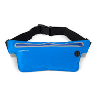 Buddee Fit Water Resistant Waist Pouch Single Pocket - Blue