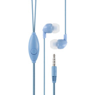 Buddee Earbud Headphones with Remote and Mic