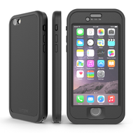 D&B Wetsuit Impact iPhone 6/6S - Blackest Black - DAB-IP6SW003