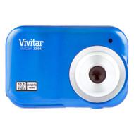Vivitar Camera 10.1mp Digital - Blue - VX054-BLU-AU
