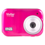 Vivitar Camera 10.1mp Digital - Pink - VX054-PNK-AU