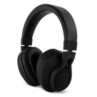 Buddee Wireless Noise Cancel Over ear headphones - Black - BD903035-BK