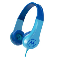 Squads Wired Kids Headphones - Blue