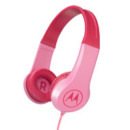 Squads Kids Headphones - Pink