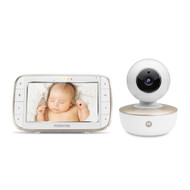 MBP 855 Connect - Portable Video Baby Monitor with WiFi